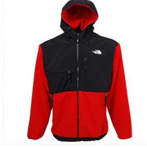 The North Face Denali hooded youth size 7/8
